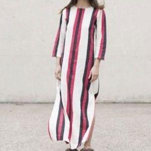ACE & JIG talia maxi dress